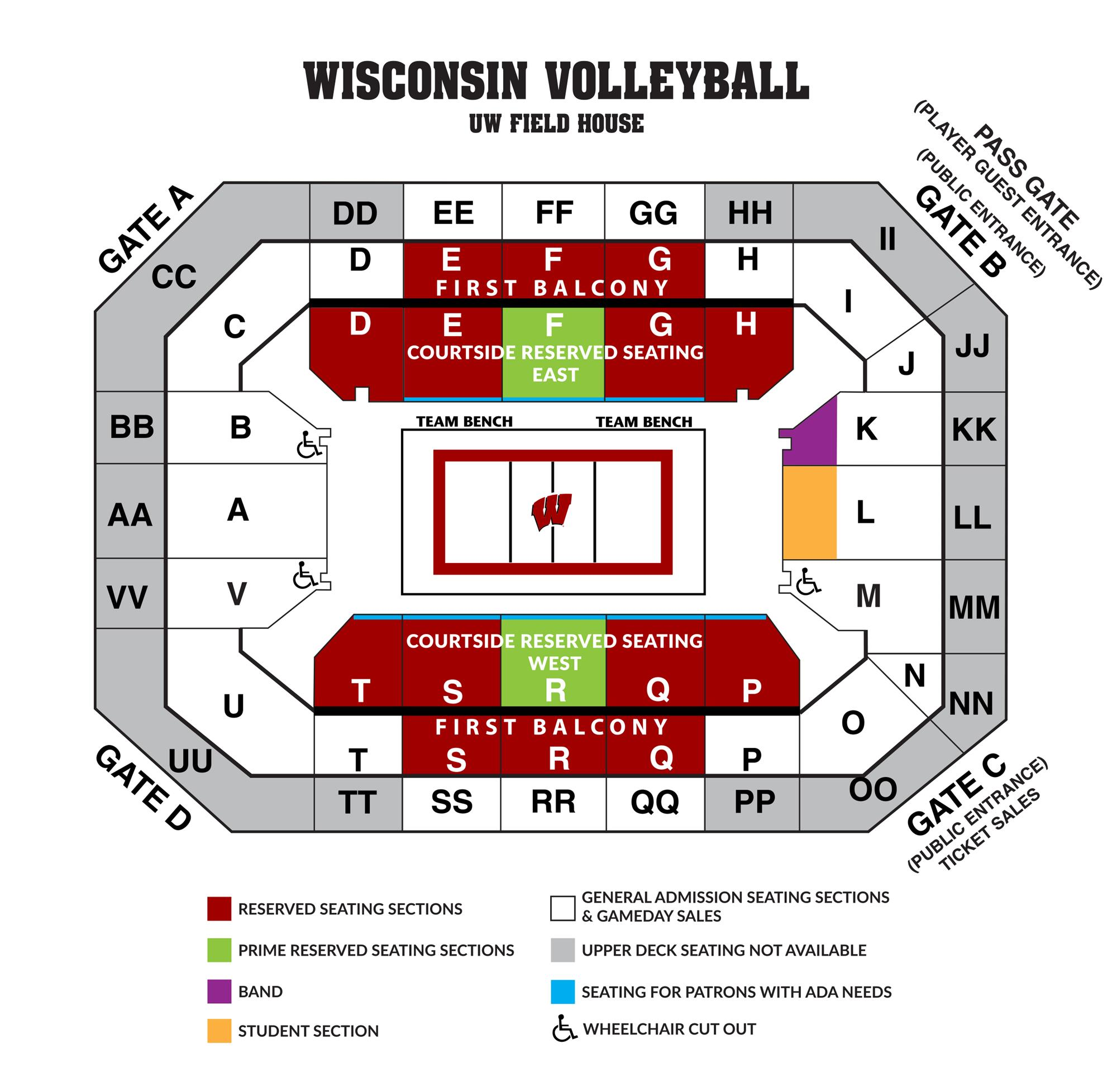 e1b9ab87 Toughest ticket in town is easier to get this year | Wisconsin Athletics