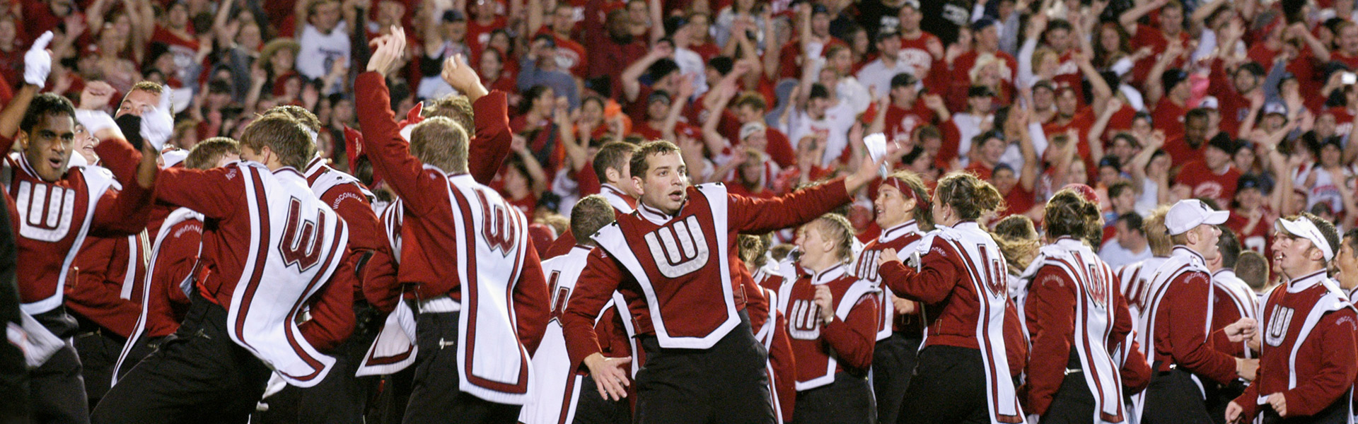 Jump Around Wisconsin Badgers