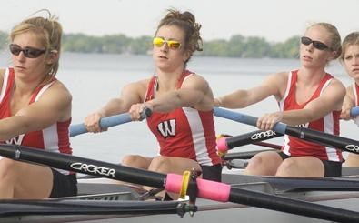 Former Badger Rowers Complete World Championships