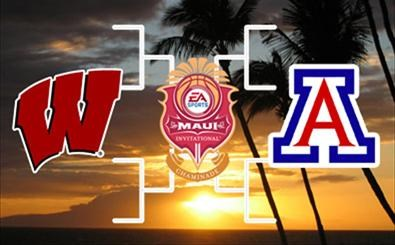 image 4. August 04, 2009. The EA SPORTS Maui Invitational today announced the official bracket ...