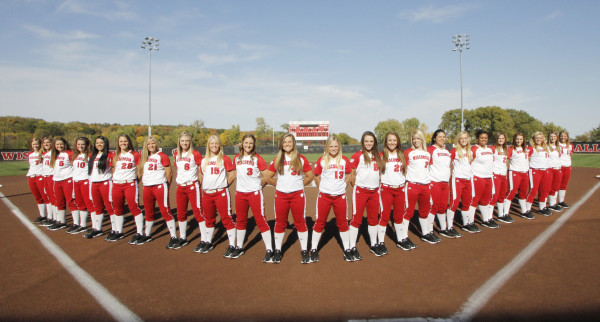 wisconsin badgers softball roster