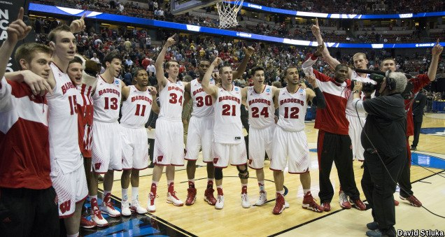 2014 Ncaa Tournament All Access Guide Wisconsin Athletics