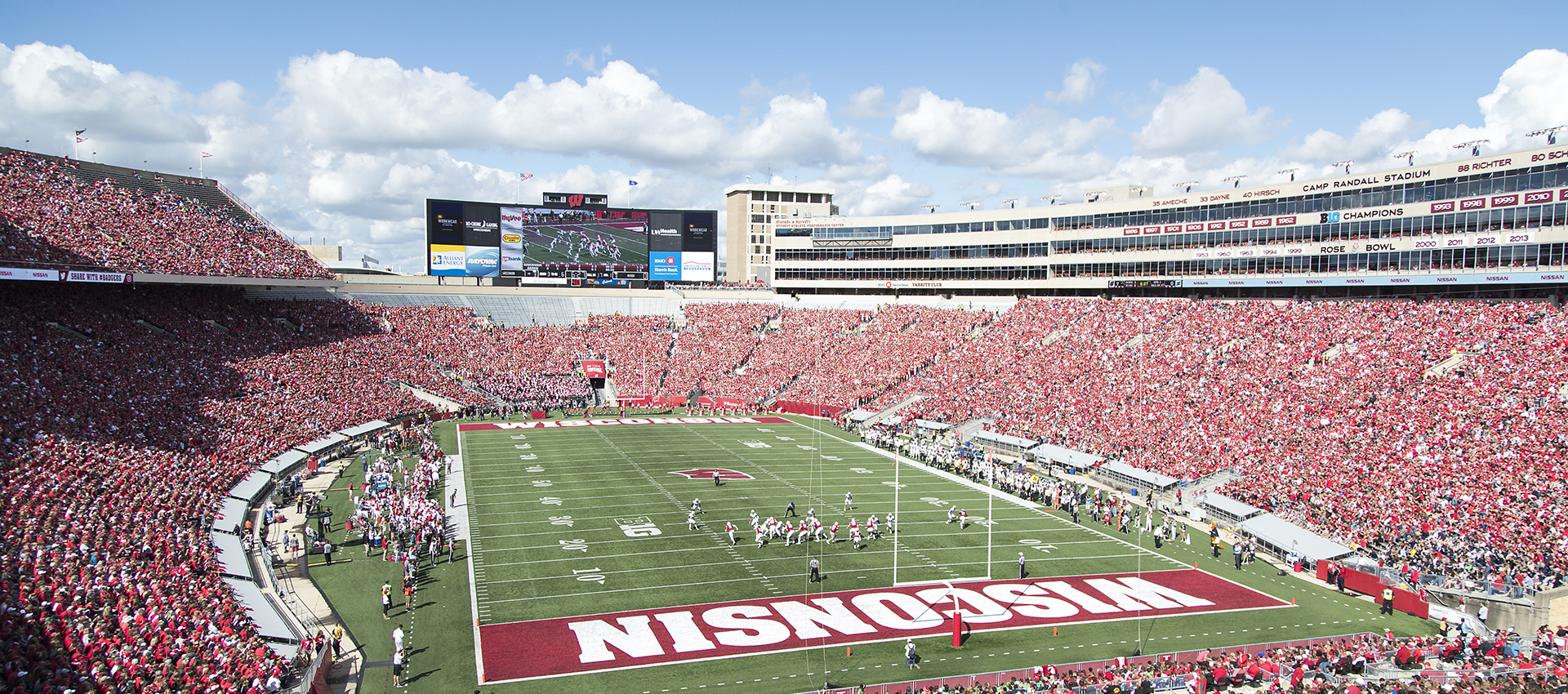 Uw To Adopt Clear Bag Policy At Camp Randall Stadium