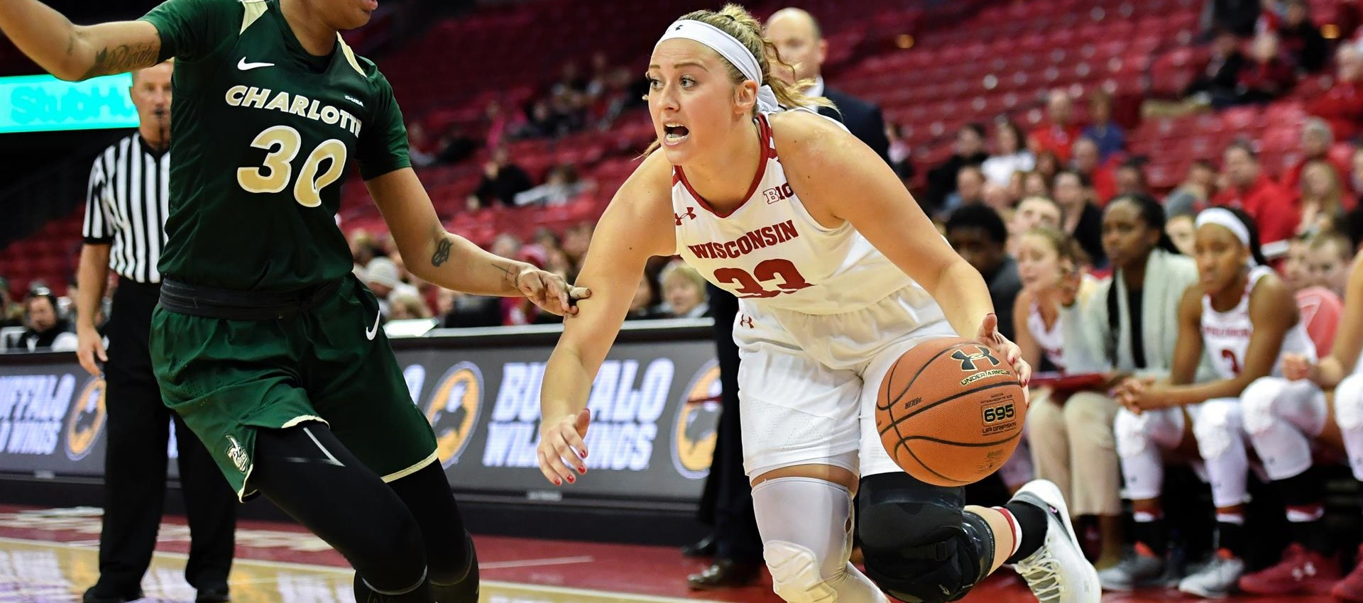 This week in Badger Women's Basketball: Nov  13-19