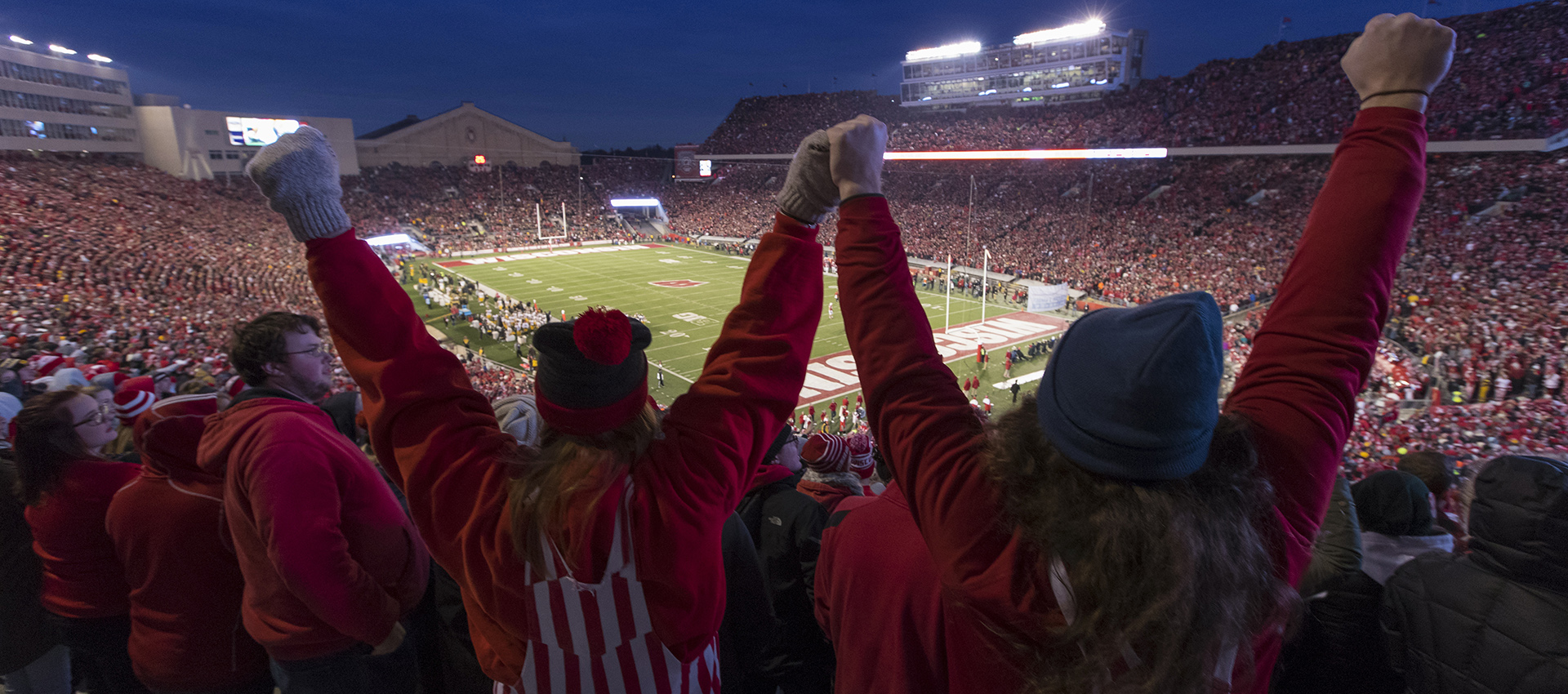 Fan Information For Badger Football Home Games Wisconsin