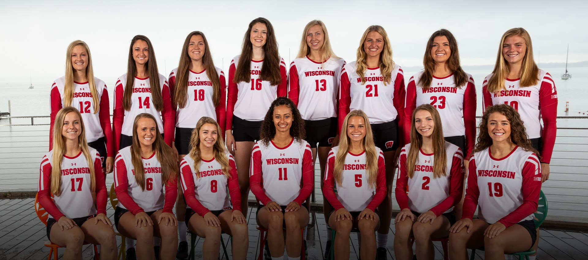 Year By Year History Women S Volleyball Wisconsin Badgers