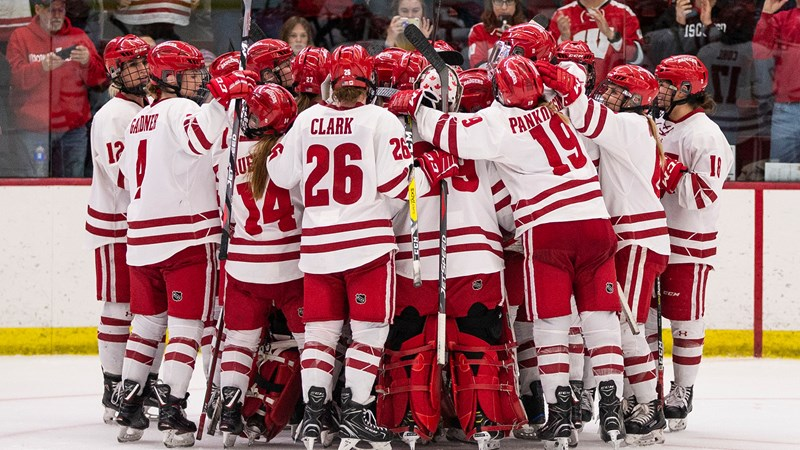 Five Things to Know: No. 1 Wisconsin vs. No. 4 Clarkson | Wisconsin Athletics