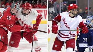 Four incoming Badgers at 2019 NHL Scouting Combine | Wisconsin Athletics