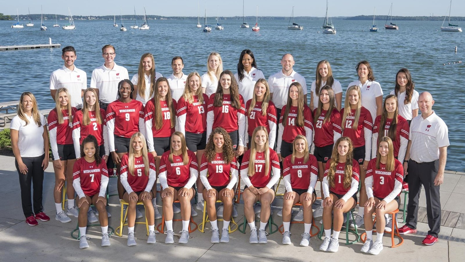 2019 Ncaa Volleyball Championship Your Wisconsin Badgers Vs The Stanford Commies 7pm Ct Tigerdroppings Com