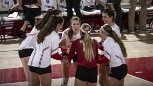 Ashburn Robinson Named To Usa Volleyball Collegiate National Team Wisconsin Badgers